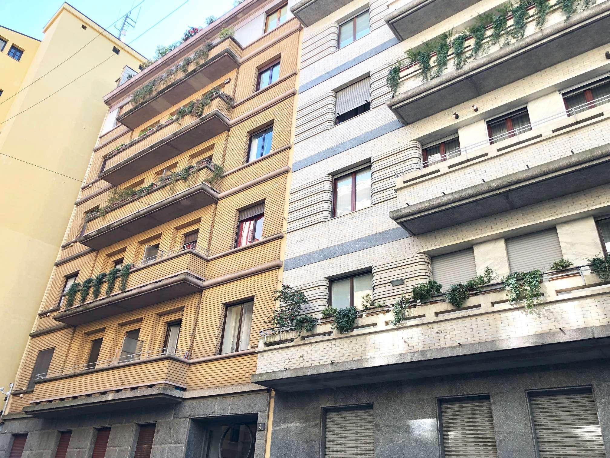 Ampio bilocale in Corso di Porta Nuova