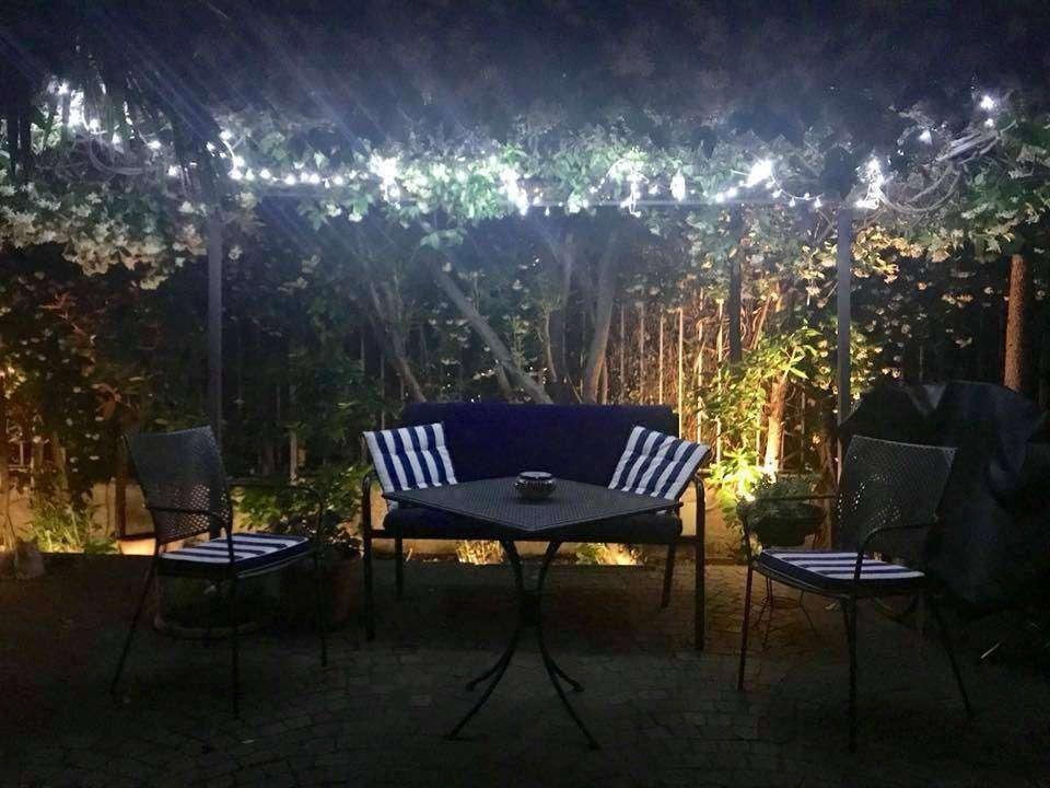 giardino sera loft